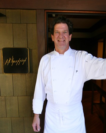 A.R. Valentien - Executive Chef Jeff Jackson
