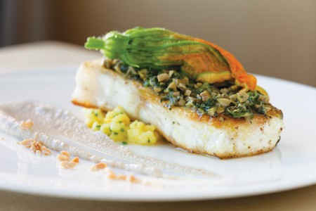 George's California Modern - Halibut