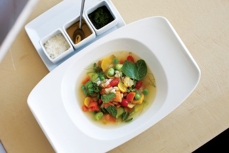 George's California Modern - Minestrone