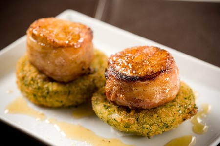 Barclay Prime - Nueske Bacon & Scallops