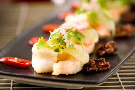 Buddakan - Sweet and Crispy Shrimp