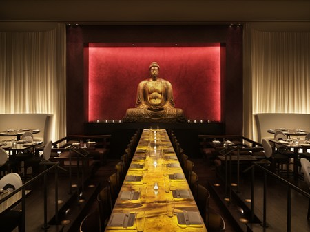 Buddakan - Dining room