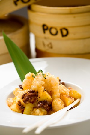 Pod - Tempura Rock Shrimp