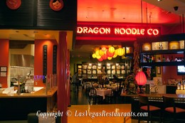 Dragon Noodle Co. & Sushi Bar