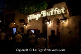 Le Village Buffet at Paris Las Vegas