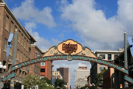 Historic Gaslamp Arc