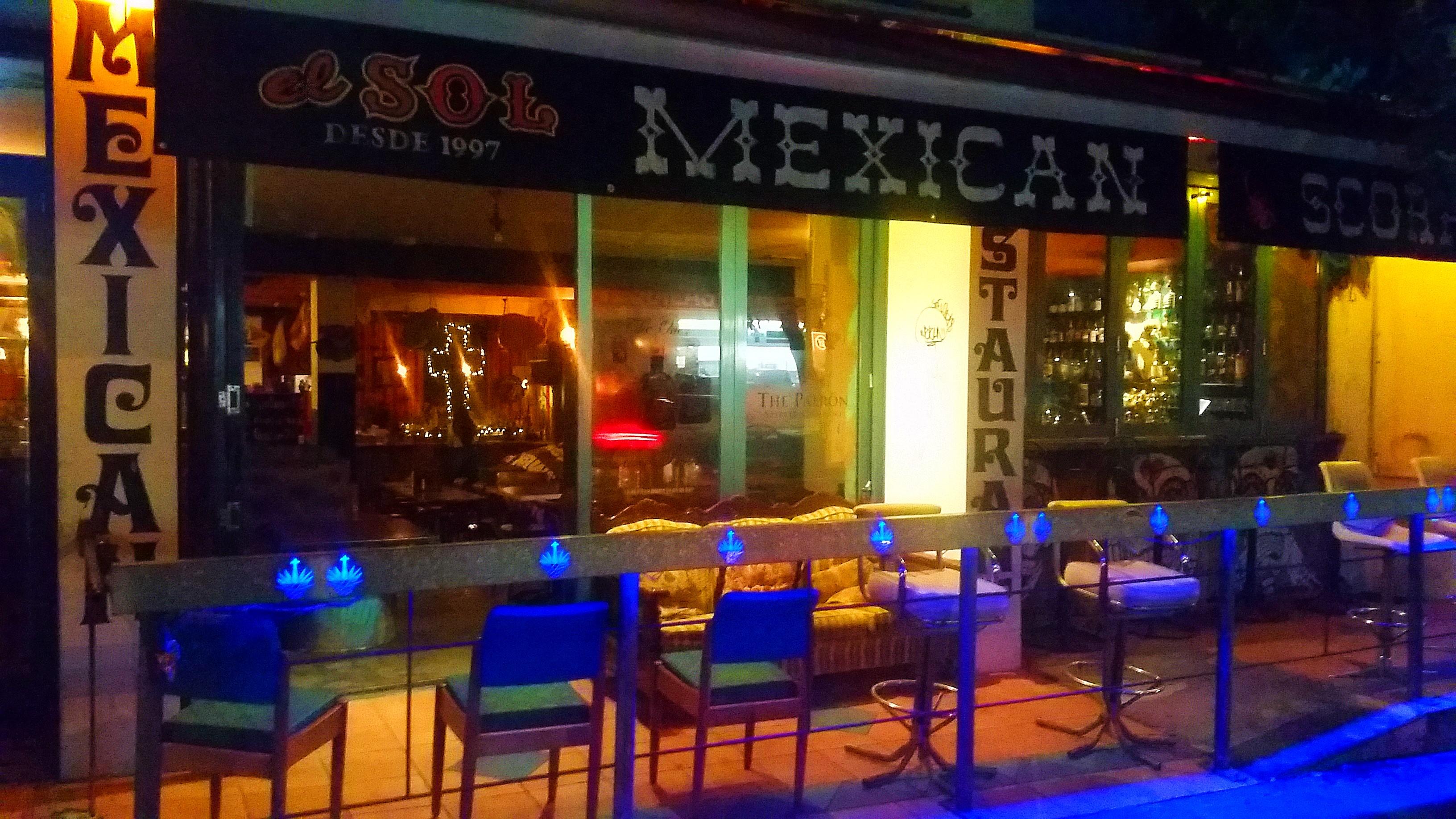 El Sol Mexican Restaurant Bar Music Venue Restaurant Info And Reservations
