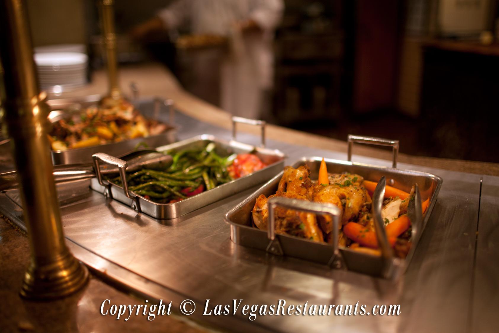 Le Village Buffet at Paris Las Vegas Restaurant Info and Reservations
