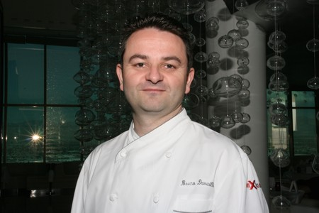Mix - Mix Executive Chef Bruno Davaillon