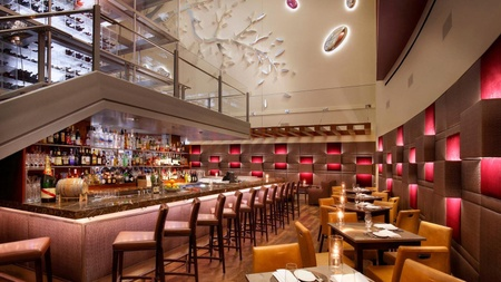 Aureole Bar Room Reservations