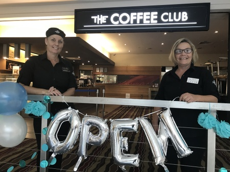 The Coffee Club at Earlville - We are open