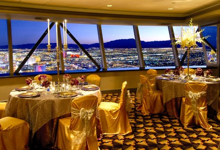 Top of the World - Private Dining Room