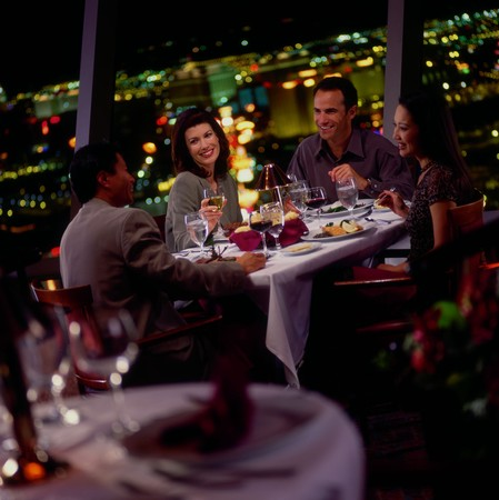 Top of the World - Dining Party