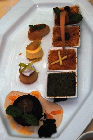 Jasmine - Assortment of Desserts