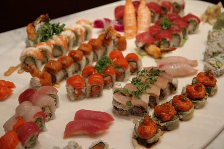 RM Seafood - Sushi