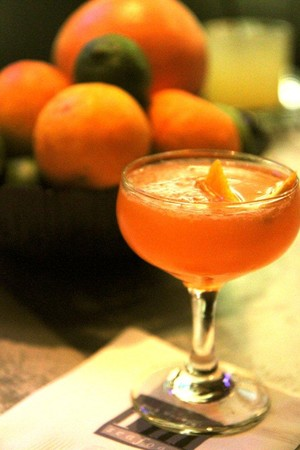 RM Seafood - Tangerine Honey