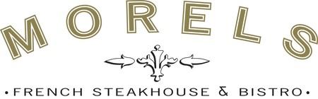 Morels Steakhouse - Morels Logo