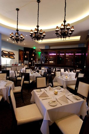 Morels Steakhouse - Main Dining Room