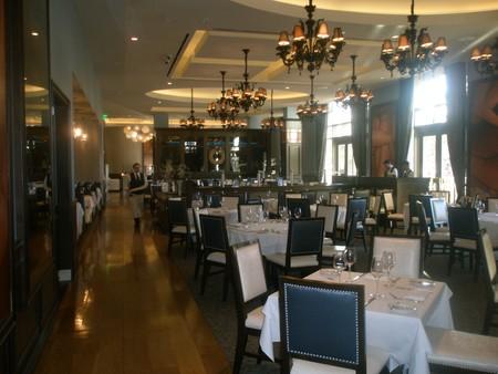 Morels Steakhouse - Great Lighting in Dining Room