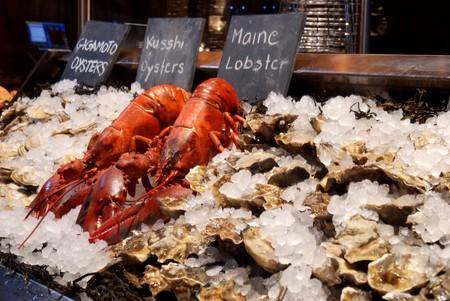 Morels Steakhouse - Fresh Lobster