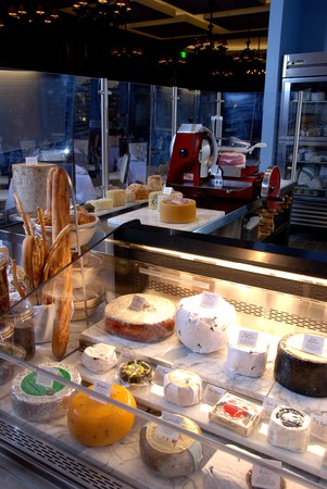 Morels Steakhouse - Cheese Bar