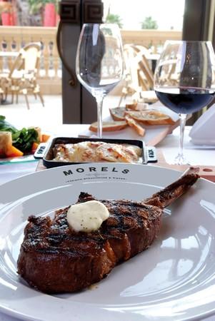 Morels Steakhouse - Steak