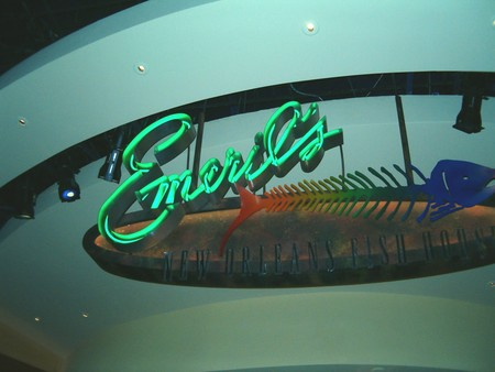 Emeril's New Orleans Fish House - Emeril's New Orleans Fishhouse