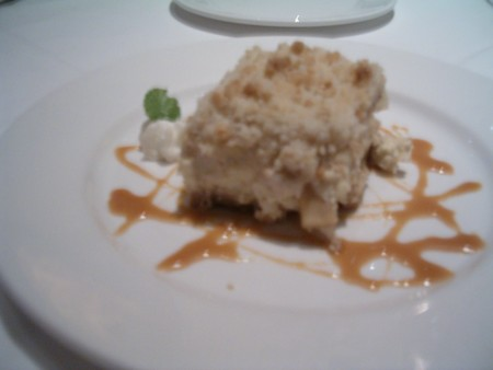 Emeril's New Orleans Fish House - Save Room for Dessert!