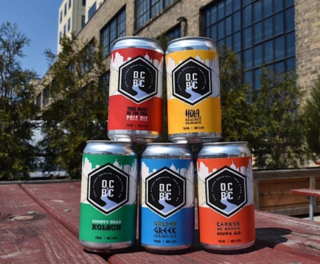 Dual Citizen Brewing Co. - Take a crowler To-Go!