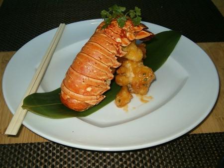 Sushi Roku - Lobster Tempura