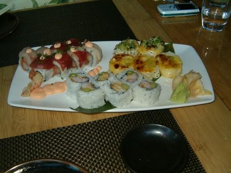 Sushi Roku - Sushi Platter