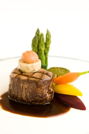 Marine Room - Award Winning Cuisine