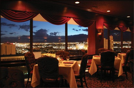 Top of Binion's Steakhouse - Dining Room