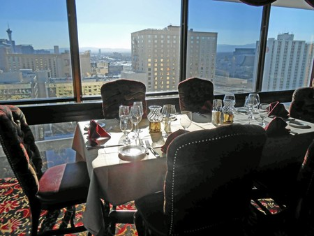 Top of Binion's Steakhouse - Main Dining Room