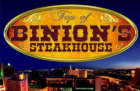 Top of Binion's Steakhouse - Top of Binion's Steakhouse