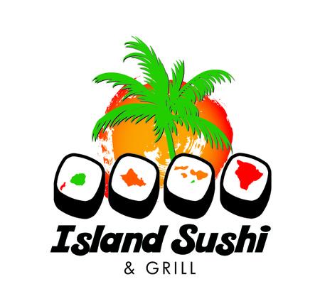 Island Sushi & Grill - ISG Logo