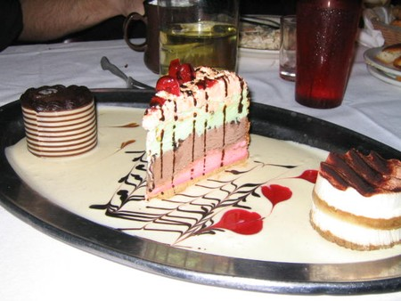 Battista's Hole in the Wall - Mousse, Spumoni, Tiramisu