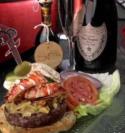 Le Burger Brasserie - $777 Burger