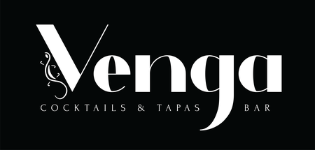 Venga Cocktail & Tapas Bar - Logo