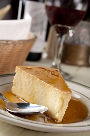 Yolie's Brazilian Steakhouse - Flan
