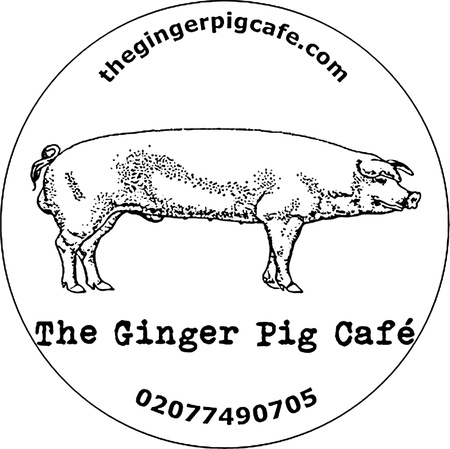 The Ginger Pig Cafe - logo