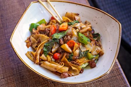 Malai Kitchen -  Dallas - Drunken Noodles