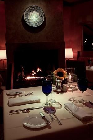 Mille Fleurs - Fireplace