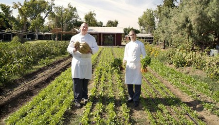 Quiessence - Chef Greg LaPrad and Sous Chef Anthony Andiario