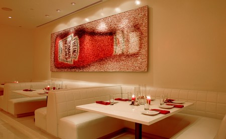 Ketchup - Dining Room Booth Seating