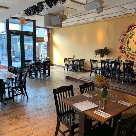 Elk Creek Café & Aleworks - Dining Room