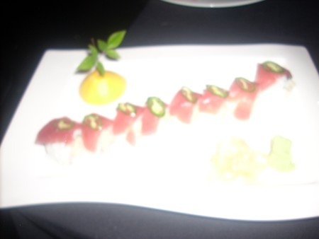 Nobu Gourmet - Red Tide Sushi