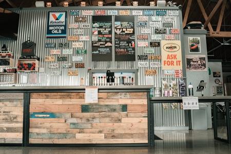 Upshift Brewing Company - Bar