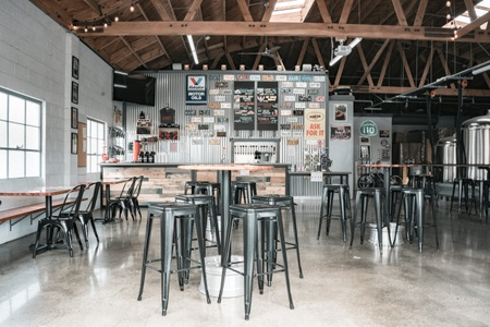 Upshift Brewing Company - Brewery