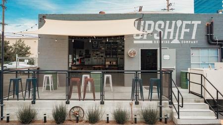 Upshift Brewing Company - Patio